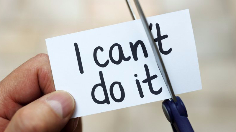 yu can do it