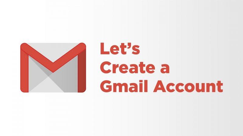 Create Gmail Account