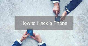 Hack mobile