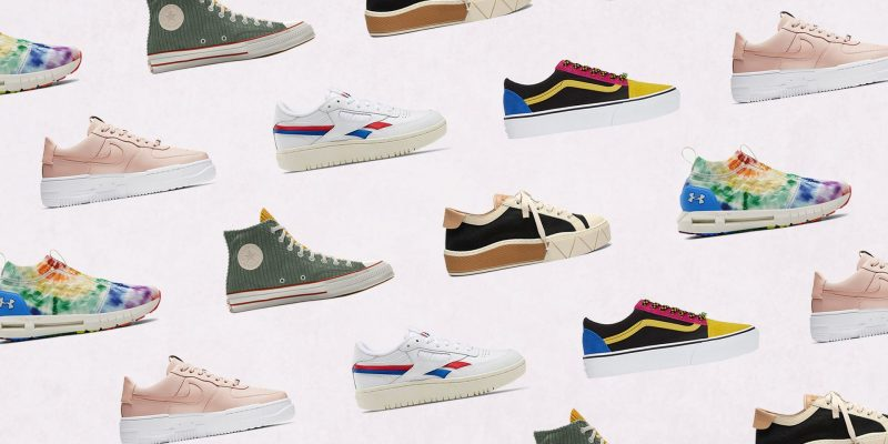 men sneaker trend 2021