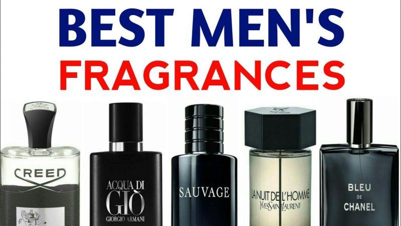 Trending Men's Perfumes With Top Fragrances