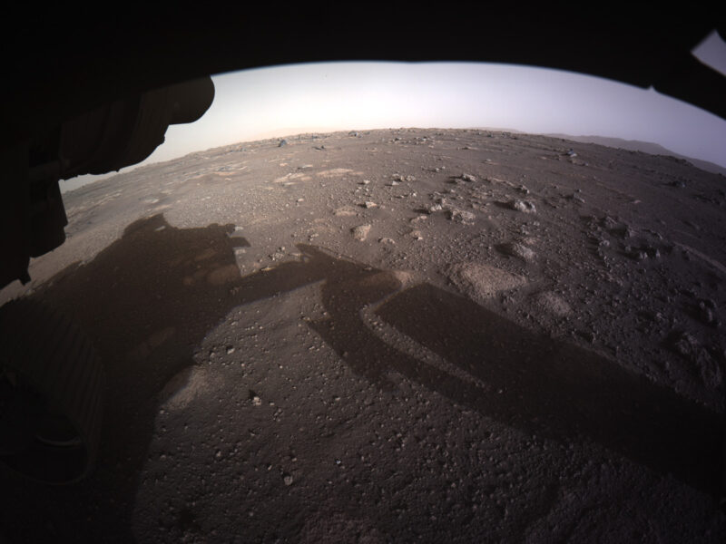 Images Of Mars Provided By NASA Preservance Rover