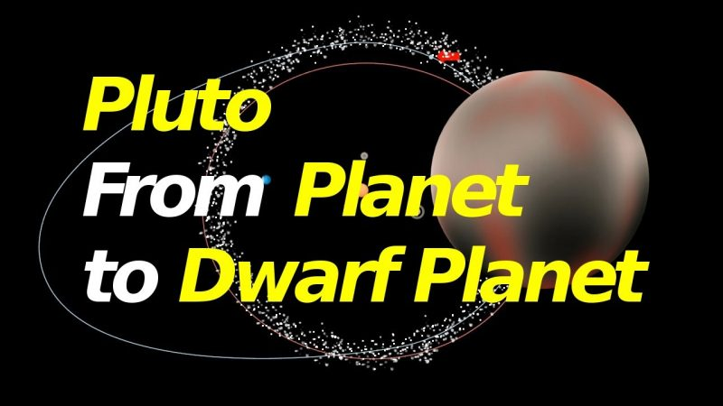 Why Pluto Is Declared As Dwarf Planet?
