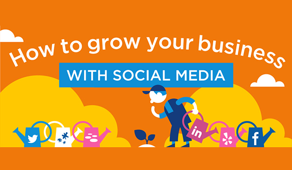 Grow Your Business Using Social Media